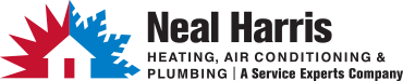 Neal Harris Service Experts Heating,  Air Conditioning & Plumbing Logo
